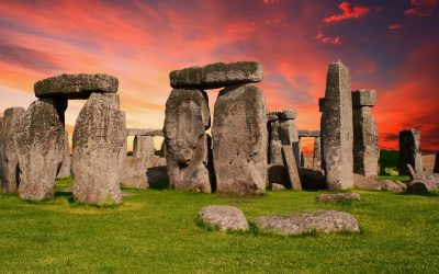 Enochian Magic & Stonehenge – a Vision